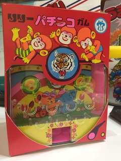 日本吹波膠遊戲機