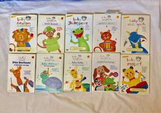 Baby Einstein DVD Collections for Learning