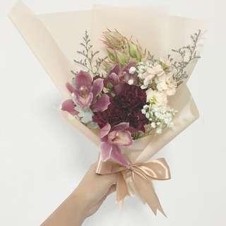 Birthday Bouquet fresh flowers flash sale