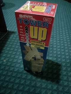 'TOWER UP' Block game