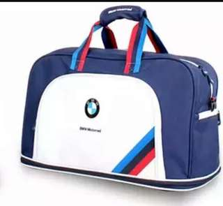🚚 BMW motorrad 時尚兩用運動包(藍)