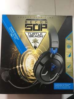 Turtle Beach Recon 50P PS4