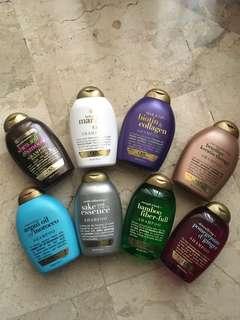 OGX shampoo (organix)