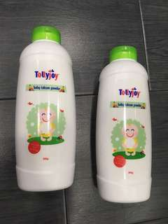 BN Baby Talcum Powder Bottles