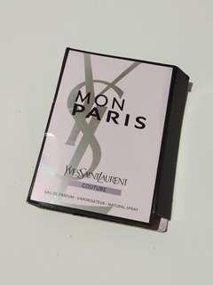 Vial Parfum Yves Saint Laurent Mon Paris Couture 1,2ml
