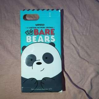"Case iPhone 7+ ""we bare bears"""