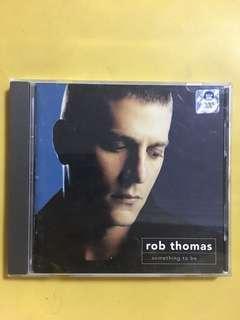 Rob Thomas Cd