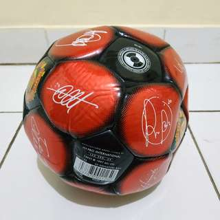 Bola Manchester United