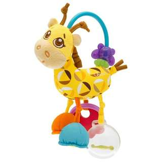 Chicco Mrs Giraffe Baby Rattle Toy