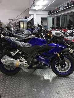 Yamaha R15 V3!!!