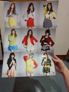 POSTER SNSD (UNOFFICIAL)