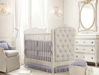 Louve Luxe Kids : Luxury Cribs for our princes and princesses