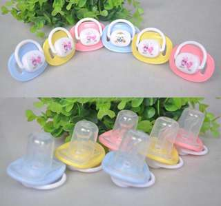 Infant Pacifier with cover