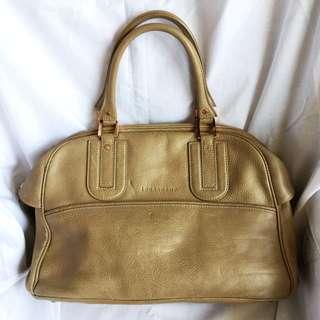 Longchamp Genuine Leather shoulder/hand bag
