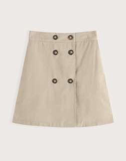 🚚 Pazzo 好感女孩排釦短裙
