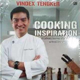 uku Resep Masakan : Vindex Tengker - Cooking Inspiration (Hard Cover)