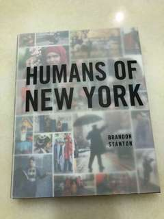 Humans Of New York (Brandon Stanton)