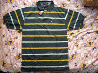 Authentic Tommy Hilfeger Stripe polo