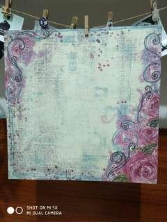 Scrap Paper - Rosé