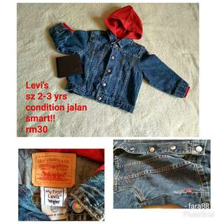 jacket jeans Levi's