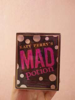 Katy Perry MAD Potion Perfume