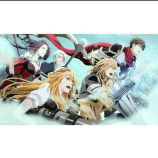 1 Paket Anime