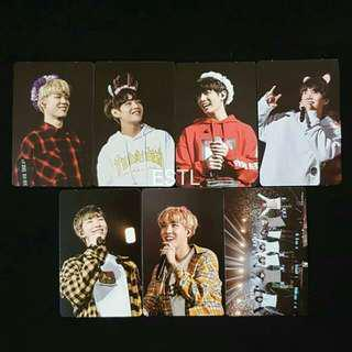 (WTB) BTS Japan Fanmeeting Vol.3 Photocard