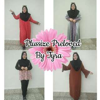 Preloved Plussize!