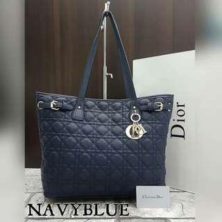 Dior Panarea Tote Bag Black Color