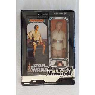 "Hasbro Star Wars (Original Trilogy Collection) 1/6th Scale 12"" Action Figure (2004) LUKE SKYWALKER"