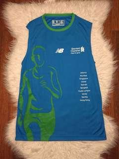 Standard Chartered Marathon Running T-shirt