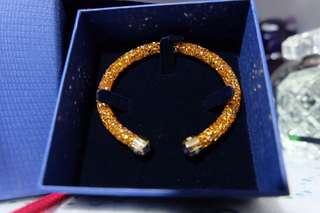 swarovski crystaldust single cuff Medium