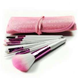 Kuas Make up 8pcs with pouch