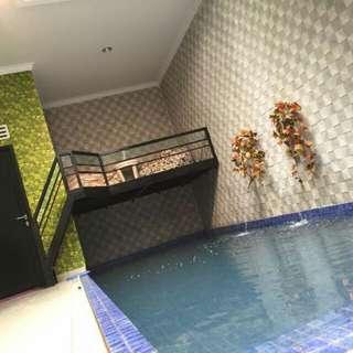 Rumah mewah di pondok bambu Jakarta Timur