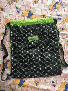 Babyphat drawstring bag