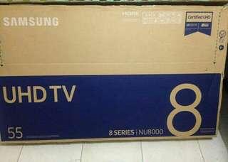 Samsung tv nu8000