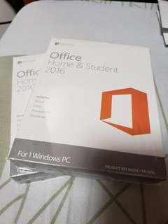 Microsoft Office 2016 - Home and Student Edition (Greater China use)