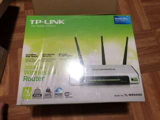 Wireless Router - wifi (TL-WR941ND)