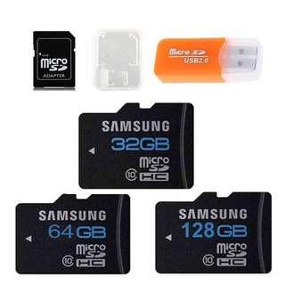 Micro sd card samsung ( essential class 10 )
