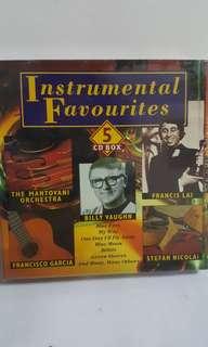 5cd seal copy instrumental favourites