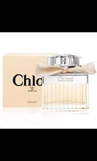 🚚 專櫃正品✨Chloe Chloe' 同名女性淡香精 50 ml