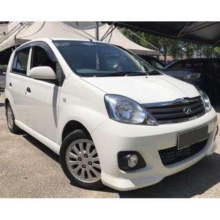 Perodua Viva Elite 1.0 (A) 2013
