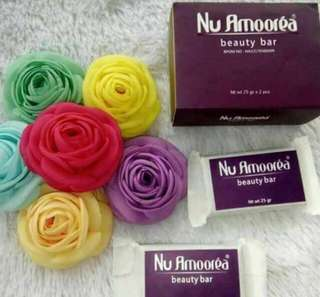 Nu Amoorea Beauty Bar ( Reguler ) 25gr