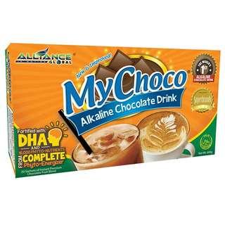 My Choco Alkalaine Chocolate Drink