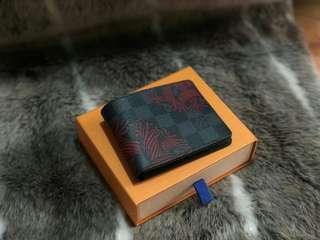 Louis Vuitton Mens Slender Wallet
