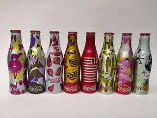 Coca Cola北京奥運會可口可樂W8紀念鋁樽