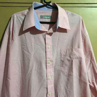Criterion Pink Long-Sleeves