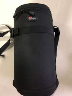 Original LowePro lens case 13x32cm