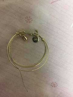 🚚 Dior 手環