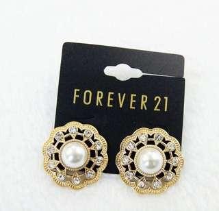 Earrings forever 21  大耳環